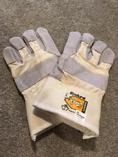 6 pairs Endura Abrasion / Cut-Resistant Work Gloves Kevlar Lined Large