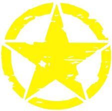JEEP DECAL WRANGLER OSCAR MIKE US ARMY Willy's STAR CUSTOM stickers MILITARY