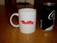 THRIFTY DRUGS STORE, Ceramic Coffee Cup / Mug, Vintage