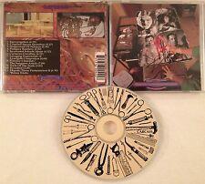 Carcass - Necroticism : Descanting The Insalubrious CD ORG 1994 EARACHE entombed