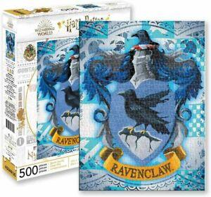 Harry Potter Ravenclaw Crest 500 Piezas Puzle Rompecabezas 350mm x 480mm (NM)