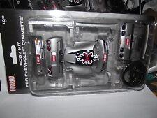 XMODS XMT014 Kit Carrozzeria Argento Chevrolet Corvette CONFEZIONE ORIGINALE