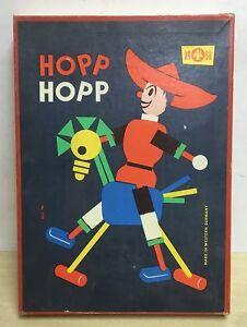 78185 Giocattolo Costruzioni in legno - HABA W.Germany - Hopp Hopp - vintage