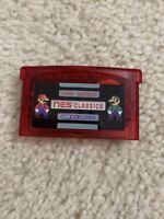 150 in 1 NES Classics Retro Games For Gameboy Advance MARIO ZELDA