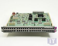 5x Cisco WS-X6348 48-Port 10/100 Switching Module Card Lot of 5
