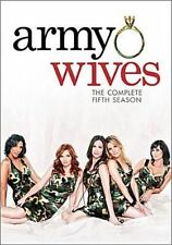 Army Wives Complete Season 5 DVD Set DVDs Region 1 Fifth Series