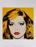 Andy Warhol Debbie Harry 1980 Poster Kunstdruck Bild 36x28cm - Germanposters