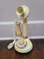 Vintage Candlestick Telephone - American Telecommunication