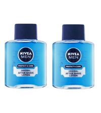 2xPack NIVEA MEN Protect & Care Original After Shave Lotion - 200 ml  *GERMANY*