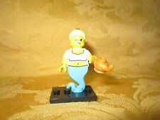 LEGO minifig minifigures mini fig series 12 Jennie Bottle Genie Lamp Magic Gold