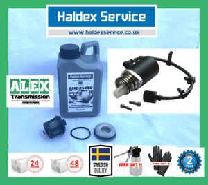 genuine Skoda,VW Audi Haldex AWD feeder pump filter oil kit rearaxle clutch 2gen