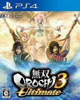 [PS4] Musou OROCHI3 Ultimate