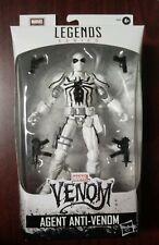 "Hasbro Marvel Legends Agent Anti-Venom 6"" inch Action Figure Exclusive Spiderman"