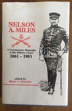 Arizona - Montana - Wyoming Hist. Nelson A. Miles - Wounded Knee - Ah Clark 1985