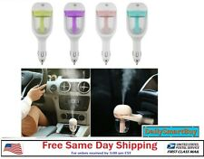 Mini Car Air Humidifier Essential Oil Diffuser Ultrasonic Aroma Purifier/Sponge