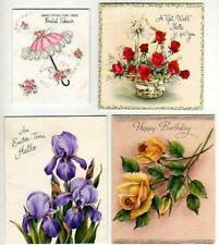 Collectible vintage greeting cards for sale ebay unused vintage birthday birthday mixed lots m4hsunfo