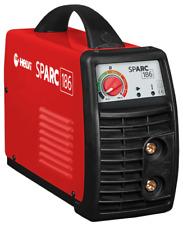 SALDATRICE INVERTER 230V HELVI SPARC 186 160A S/ACCESSORI 99805992 X GENERATORE