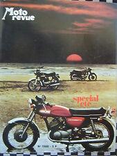 MOTO-REVUE 1970 SPECIAL ETE / KAWASAKI 500 MACH 3 / TRIUMPH BONNEVILLE / CB 250