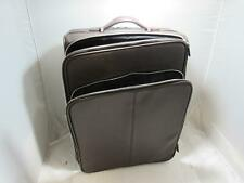 LEATHEROLOGY LEATHER LUGGAGE BROWN