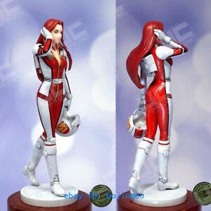 Gundam Christina Mackenzie Resin Figure Unpainted Model Kits 1/20 Garage Kit GK