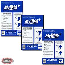 300 - E. GERBER MYLITES+ STANDARD (BRONZE) 1.4-Mil Mylar Bags Sleeves! 725M+