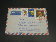 Cameroon 1969 airmail cover to switzerland *30230