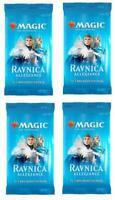 Magic The Gathering MTG Ravnica Allegiance 4 x Booster Packs, Free Ship!