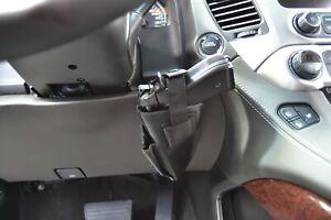 A-Tach # 20020 Handgun Mount - Fits Chevrolet Suburban/Tahoe GMC Yukon 2015-2020
