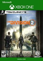 Tom Clancy's The Division 2 Xbox One Original Digital Key
