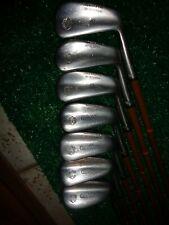 Vintage Underslung By PEDERSEN Alex Watson 2,4,5,6,7,8,9 Golf Irons M21B RH