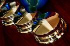 Heliopad Luna record weight stabilizer for turntable Micro Seiki Thorens Garrard