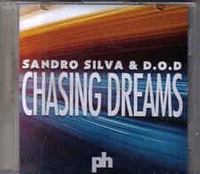Sandro Silva&Dod-Chasing Dreams Promo cd single