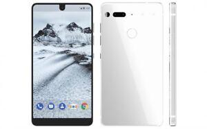 Essential - 128GB - White (Sprint) Smartphone C