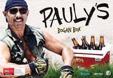 PAULY'S ULTIMATE HOUSOS & BOGANS Box Collection DVD BRAND NEW RELEASE 6-DISCS R4