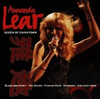 Amanda Lear Queen of Chinatown (compilation, 16 tracks, BMG/AE) [CD]
