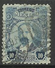 MEXICO. 1917. 10c Blue. UPU Specimen on Thin Paper. Usd