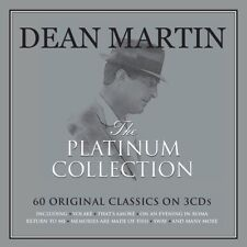 Dean Martin Platinum Collection 3-CD NEW SEALED Memories Are Made Of This/Volare