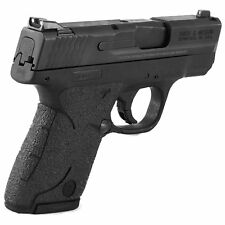 New TALON Grips for Smith and Wesson M&P Shield 9mm/.40 Rubber Texture, Black