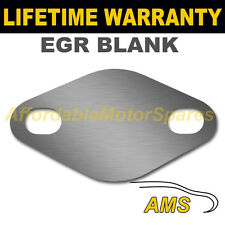 VOLKSWAGEN GOLF BEETLE PASSAT TRANSPORTER EGR VALVE BLANK PLATE 1.5MM STEEL 62ND