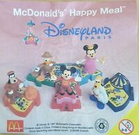McDonalds Happy Meal Toy 1997 Disneyland Jigsaw Mickey Mouse + Friends - Various