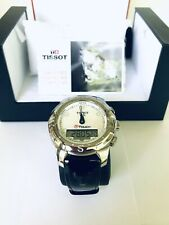Tissot Women's T-Touch II Leather Watch 43.3mm