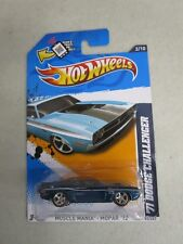 Hot Wheels 2012 SUPER TREASURE HUNT '71 DODGE CHALLENGER   *MOC*
