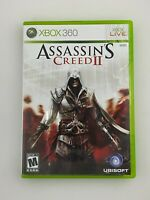 Assassin's Creed II - Xbox 360 Game - Complete & Tested