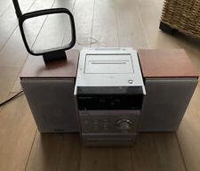 Panasonic Stereoanlage SA-PM33 Mit Kassette, Radio Und CD