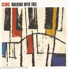 CLINIC - Walking With Thee (UK 11 Track CD Album)