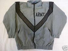 ARMY PT Jacket Large Regular IPFU Improved Physical Fitness Uniform Jacket DSCP