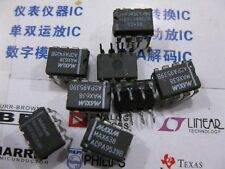 1X MAX638 +5V/Adjustable CMOS Step-down Switching Regulator MAX638BCPA MAX638AC