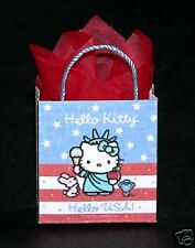 Miniature Hello Kitty Gift Bag - Statue of Liberty