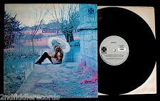 AFFINITY-Mega Rare Prog Psych Rock Promo Album-Linda Hoyle-PARAMOUNT #PAS-5027-