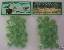 2 BAGS OF REMINGTON RIFLES PROMO CATSEYE MARBLES